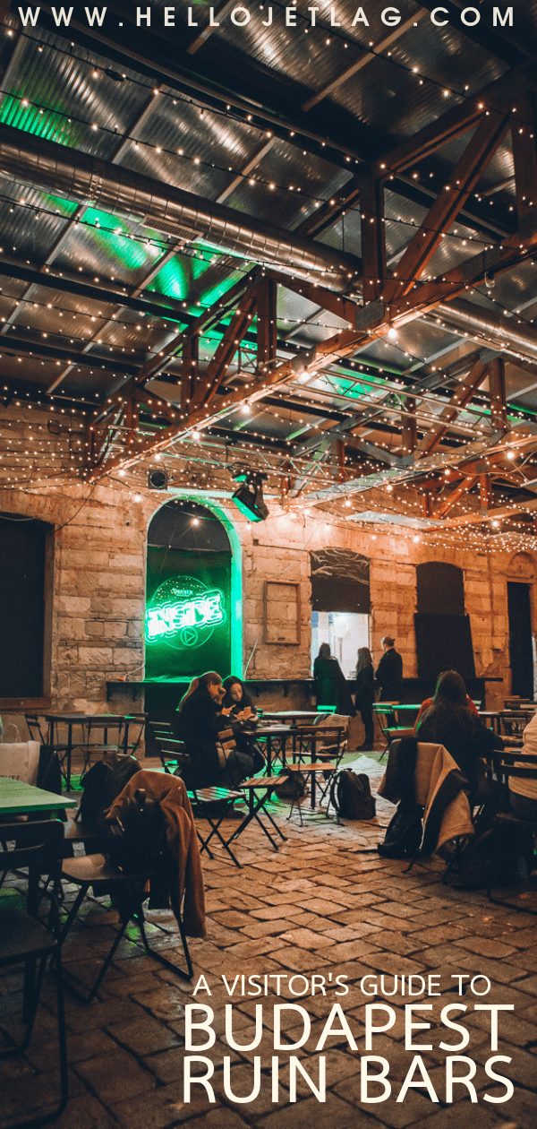 5 Ruin Bars to Visit in Budapest
