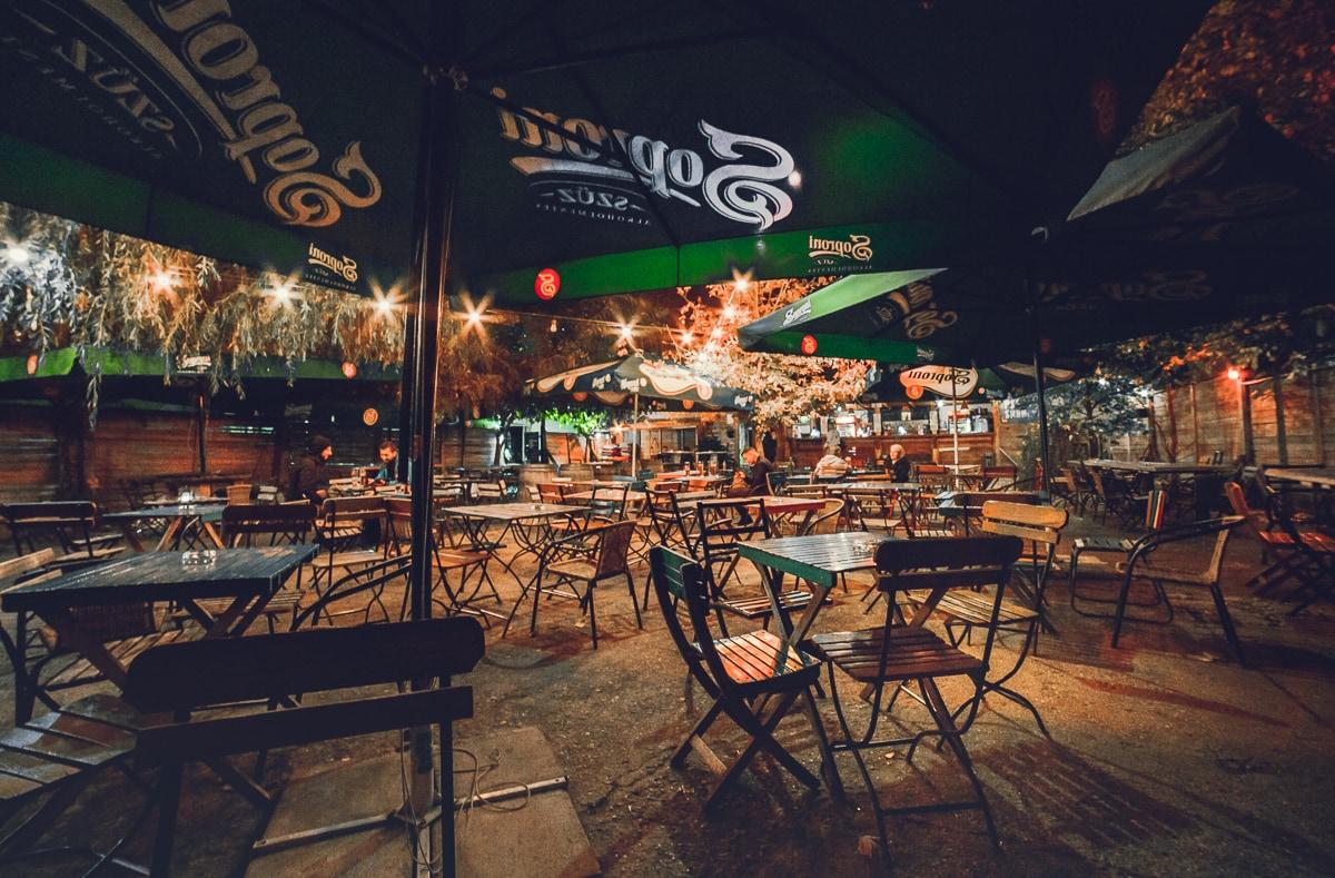 Budapest Nightlife: Mika Tivador Mulato