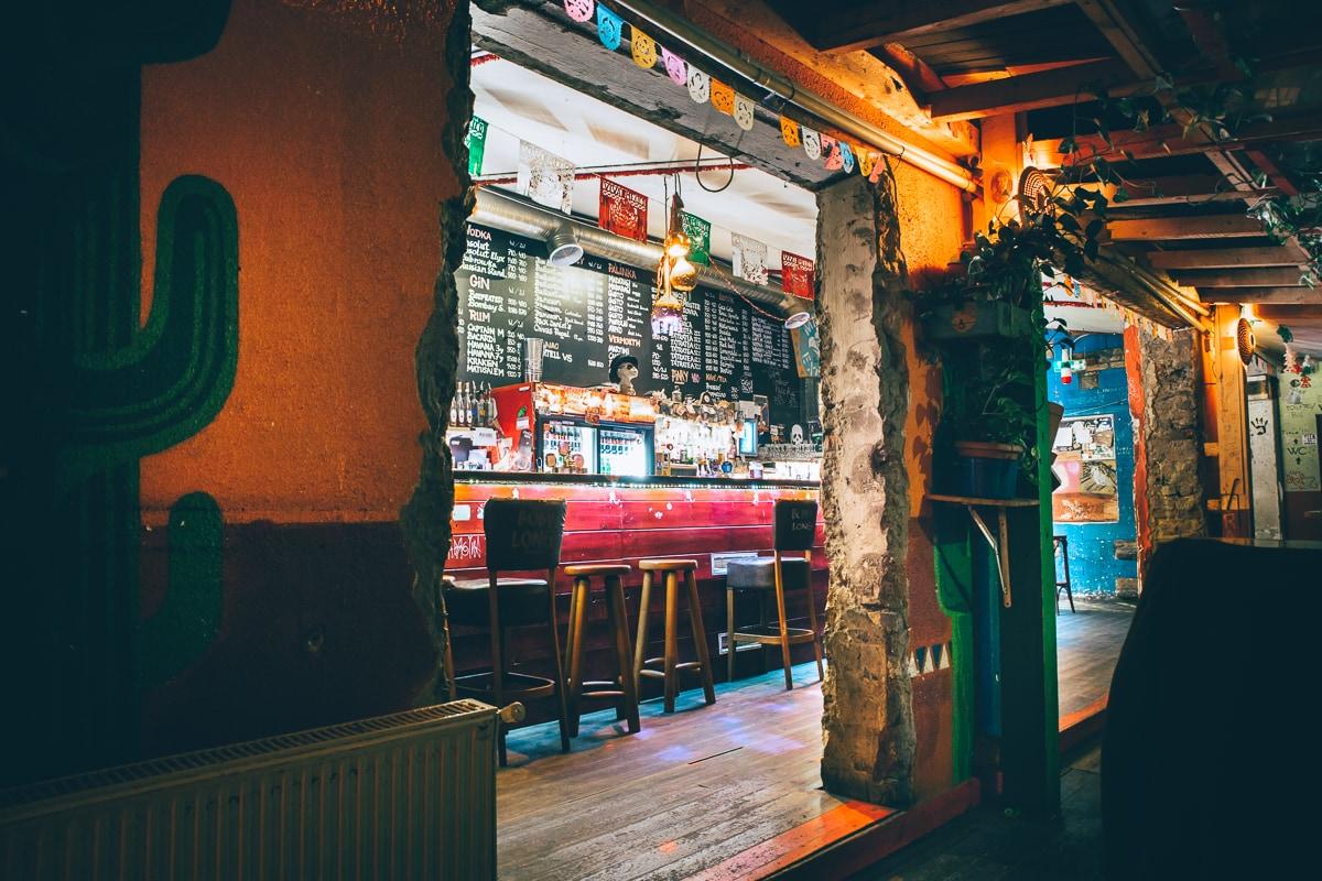 Ellato Kert Taqueria and Ruin Bar