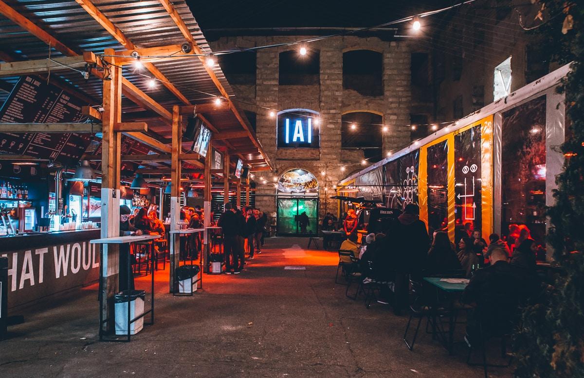 Anker't Budapest Ruin Bar
