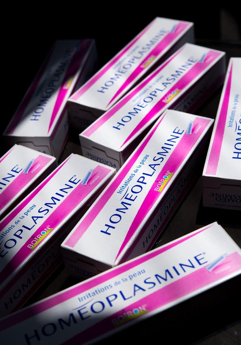 Homeoplasmine at CityPharma in Paris