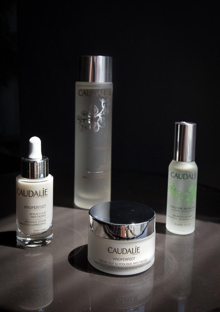Caudalie Skincare at CityPharma Paris