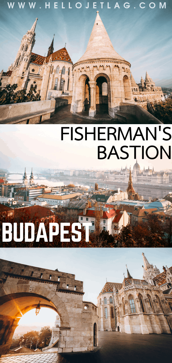 Fisherman's Bastion Guide