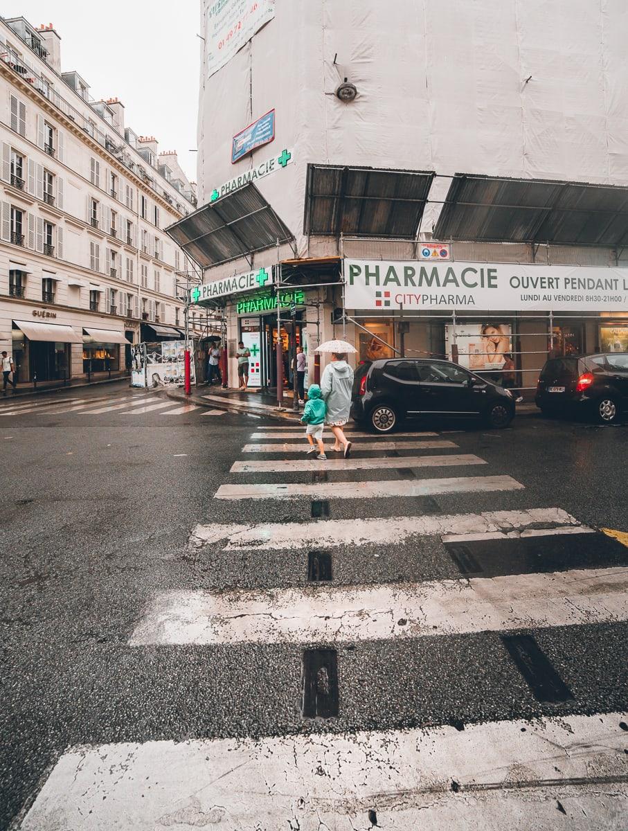 City Pharma Paris Rue du Four