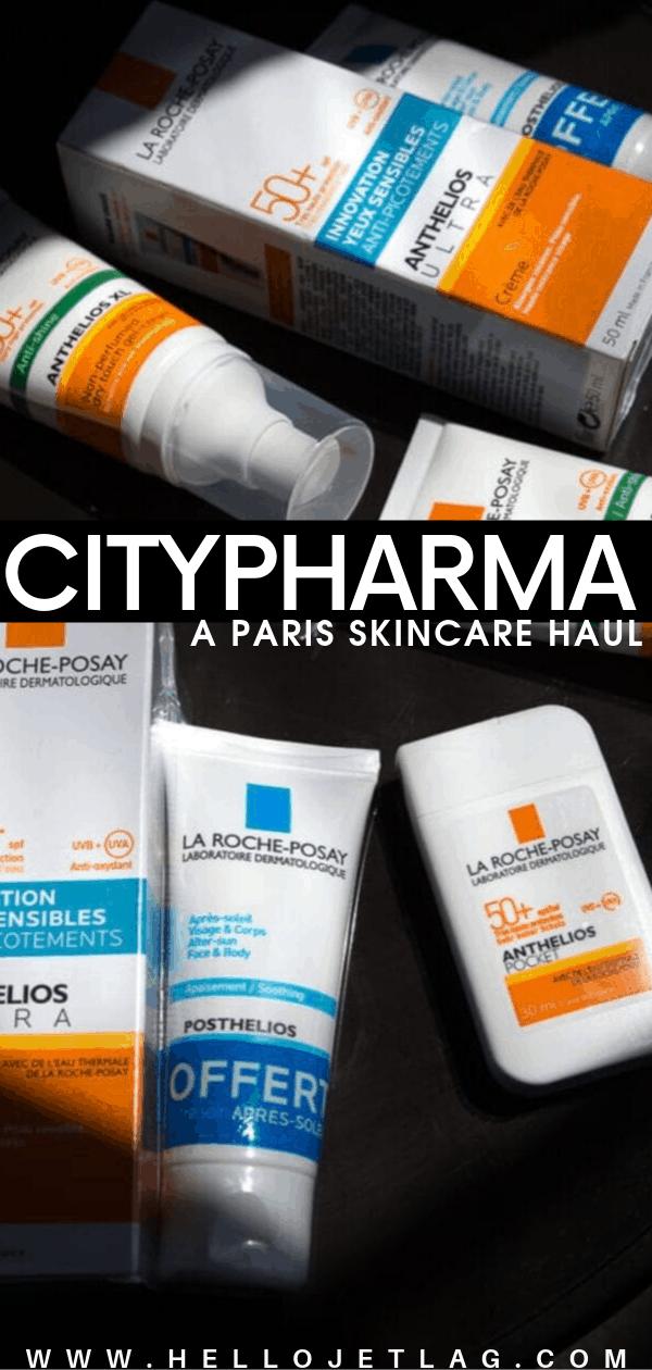 City Pharma French Skincare