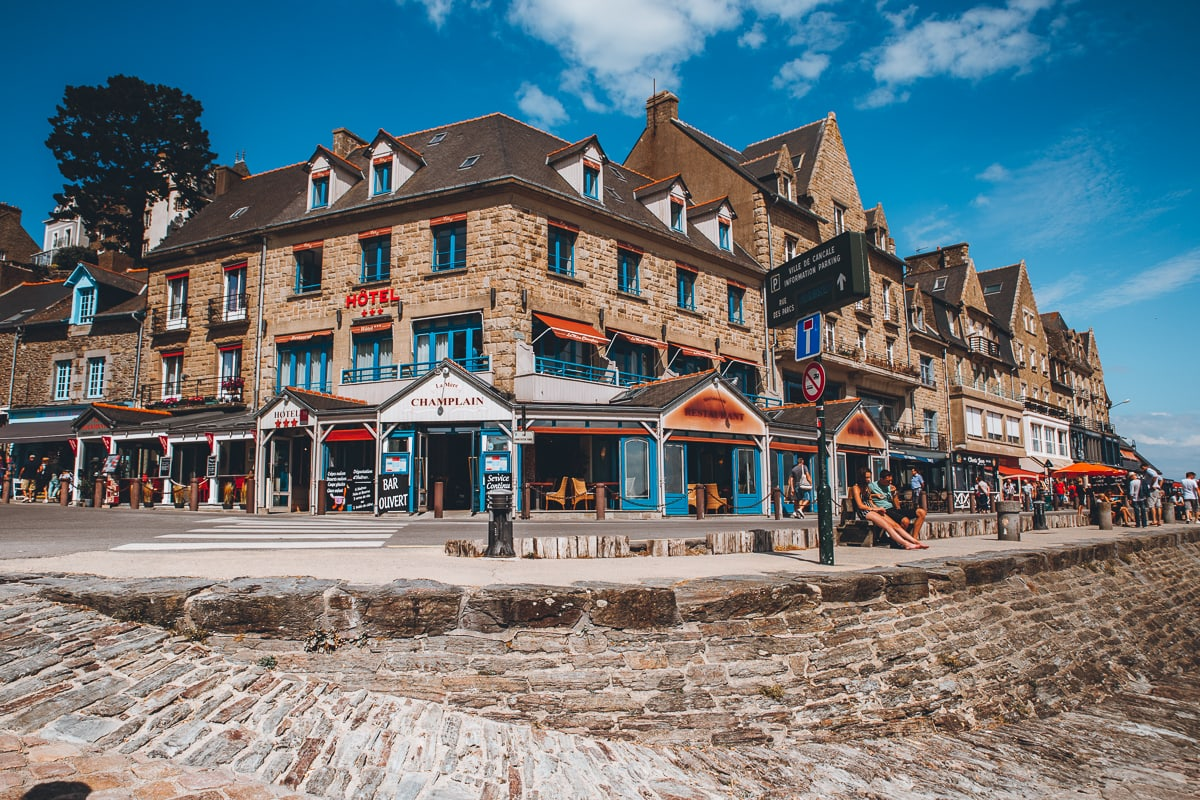 Cancale Hotels