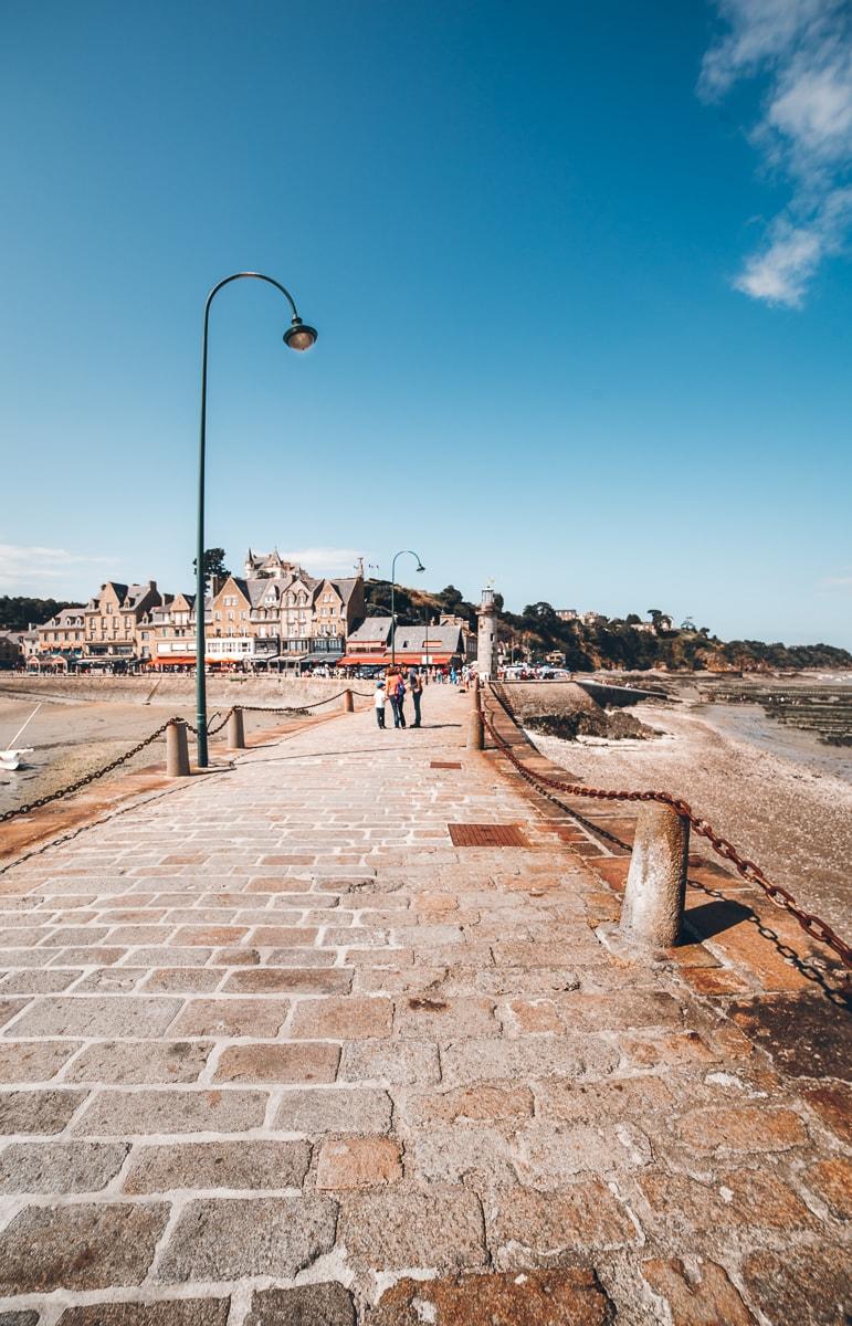 Cancale Pier