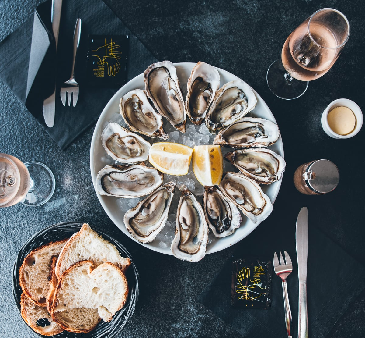 L'Atelier de L'Huitre Oysters in France