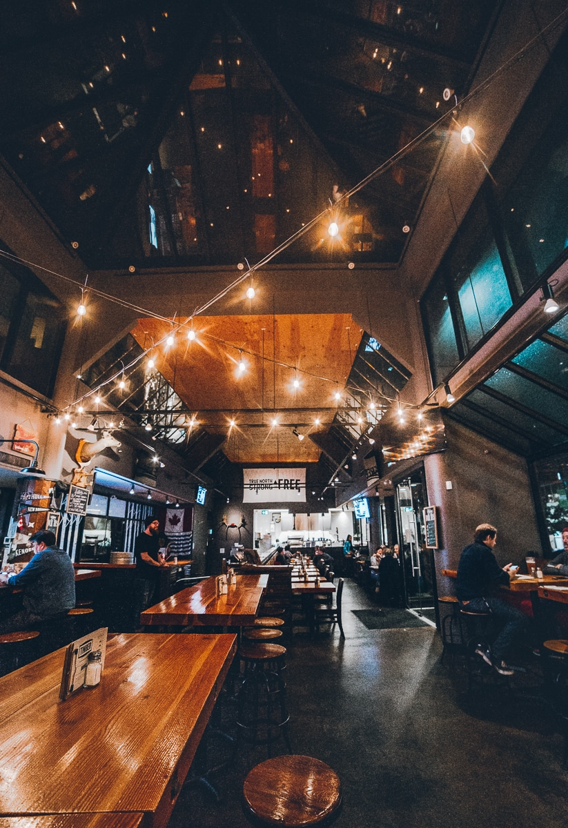 Timber Restaurant in Vancouver BC