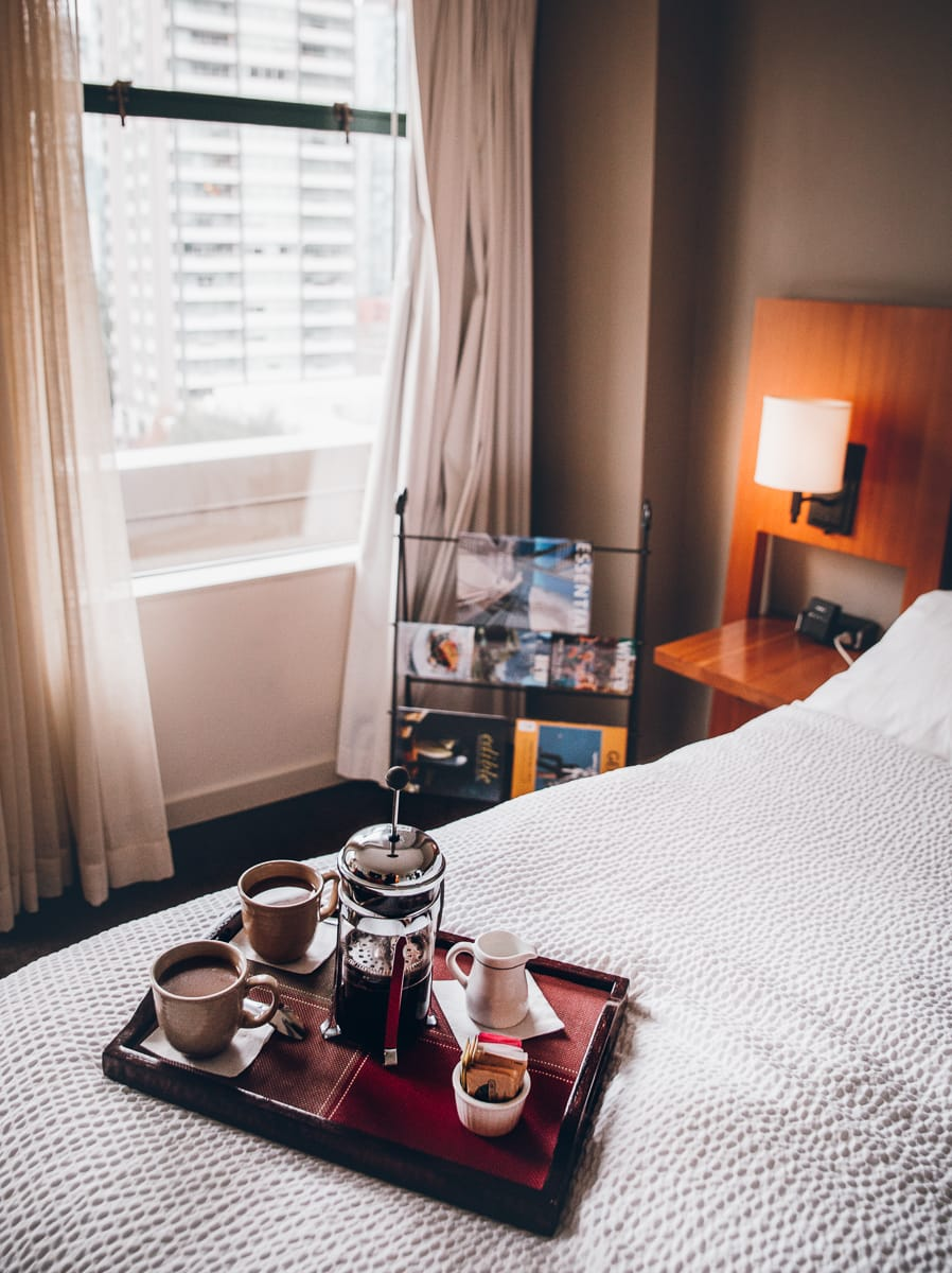 Boutique Hotel in Downtown Vancouver