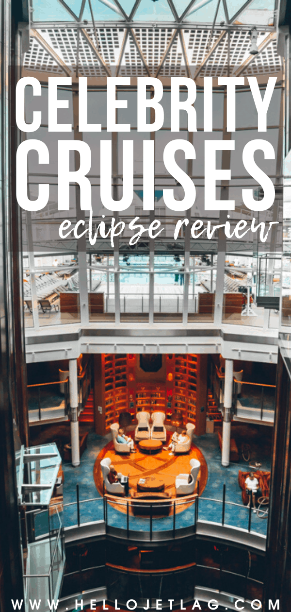 Celebrity Cruises Eclipse Review