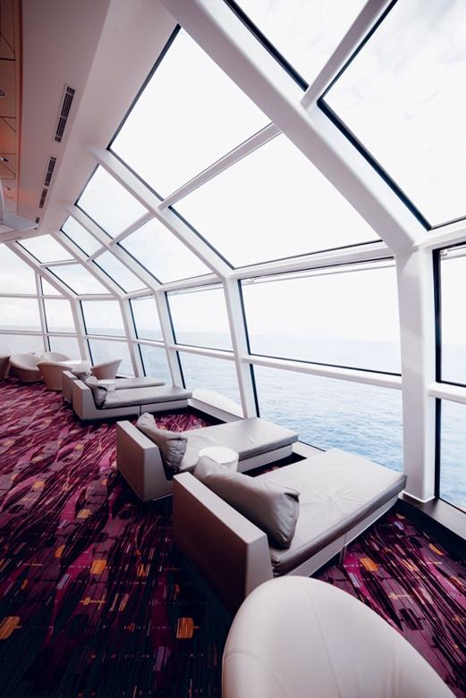 Celebrity Cruise Sky Observation Lounge
