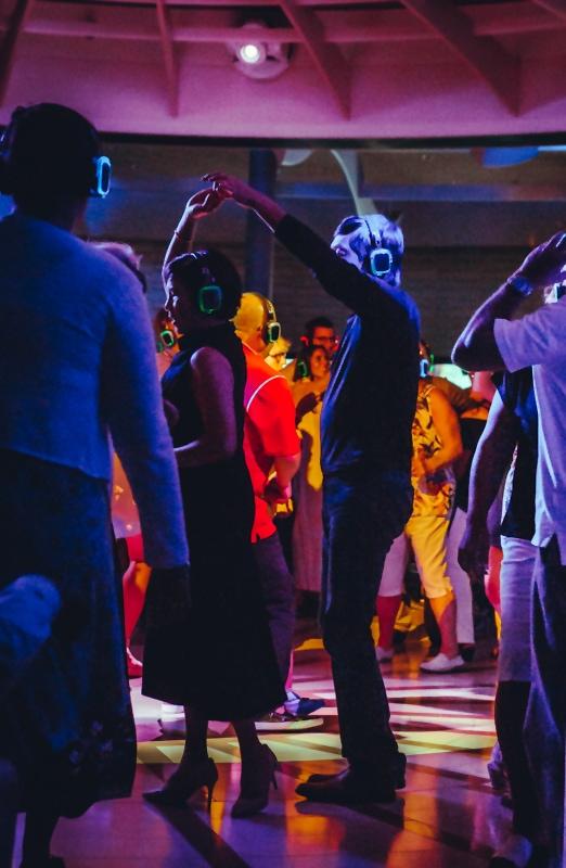 celebrity cruise silent disco