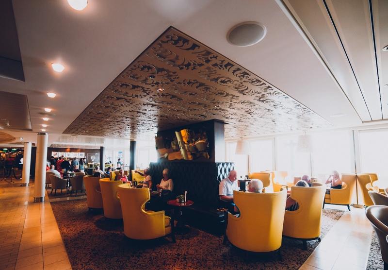 Celebrity Cruise Cafe al Bacio