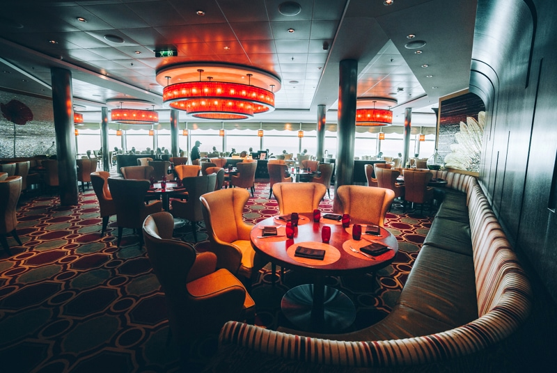Celebrity Cruise Tuscan Grille