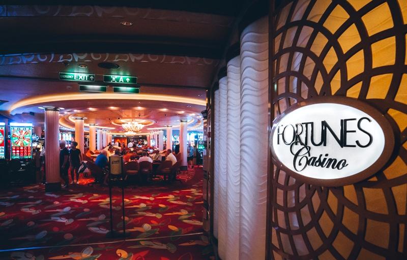 Celebrity Eclipse Casino