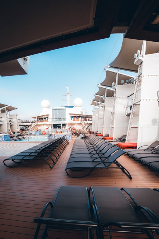 celebrity cruise solstice pool