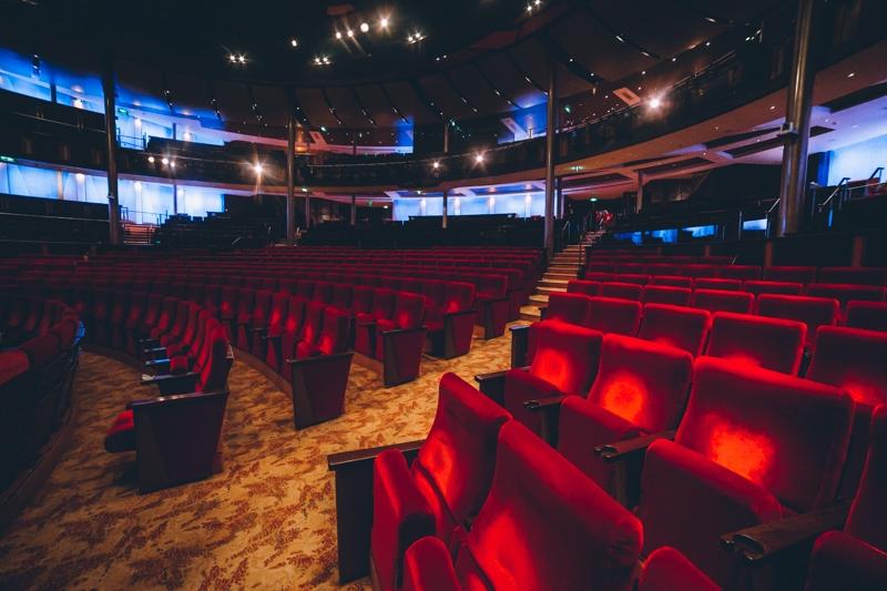 Celebrity Eclipse Theater
