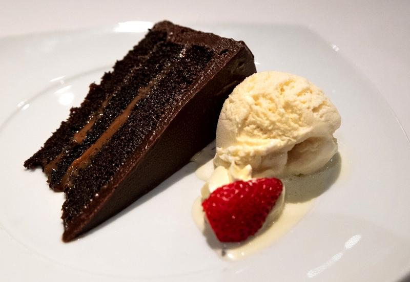 celebrity cruise dessert