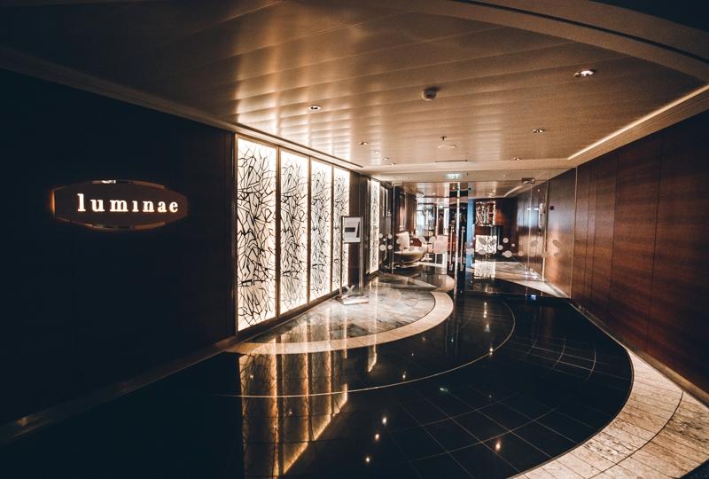 celebrity cruise luminae restaurant