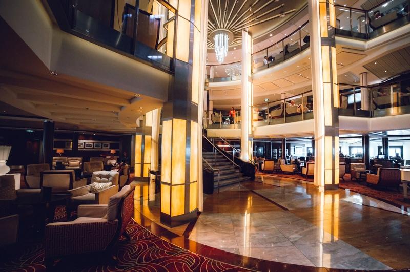 Celebrity Cruise Passport Bar