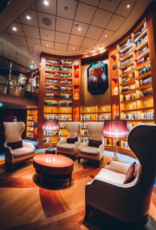 Celebrity Eclipse Library