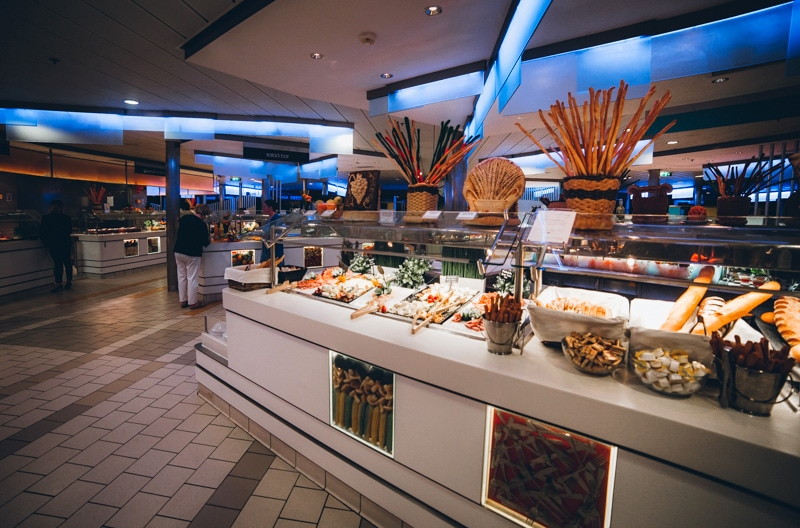 celebrity cruise eclipse oceanview cafe