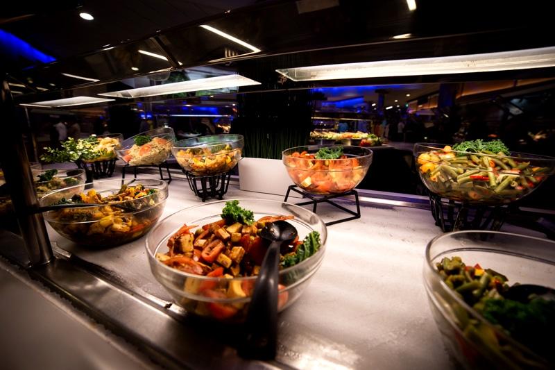 celebrity cafe oceanview cafe buffet