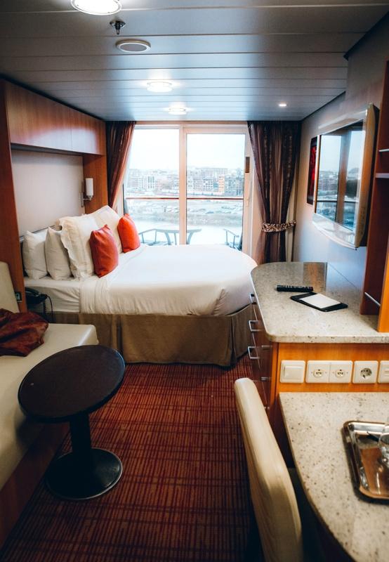 celebrity cruise oceanview stateroom