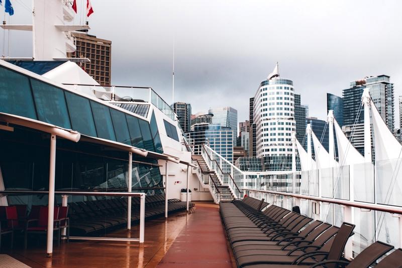 Celebrity Eclipse Vancouver Cruise