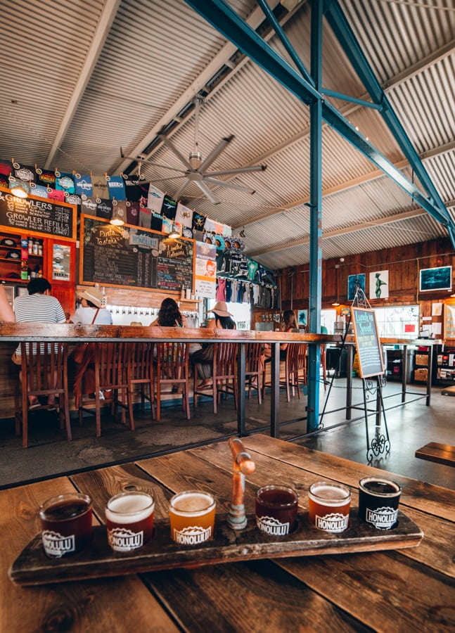 Honolulu Beerworks Oahu Breweries