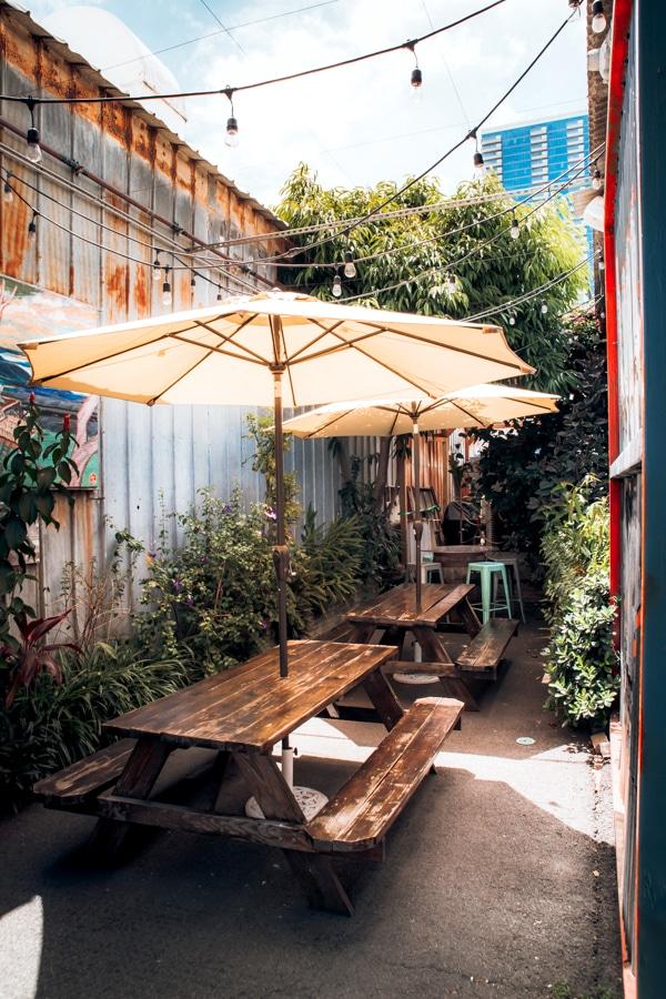 Oahu Beer Garden