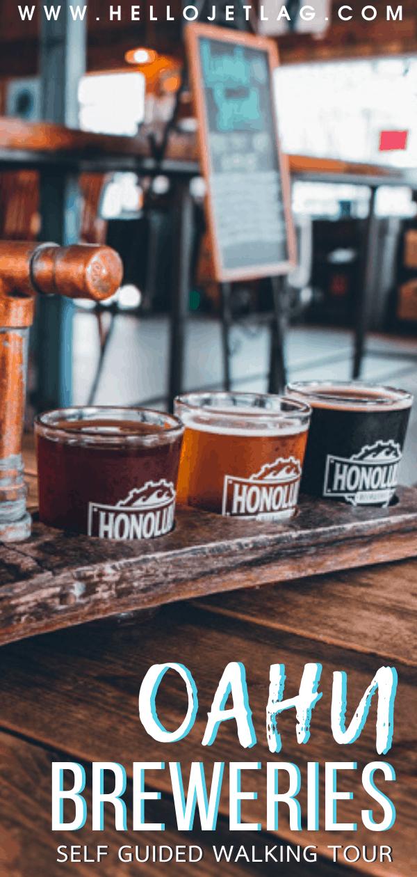Oahu Breweries