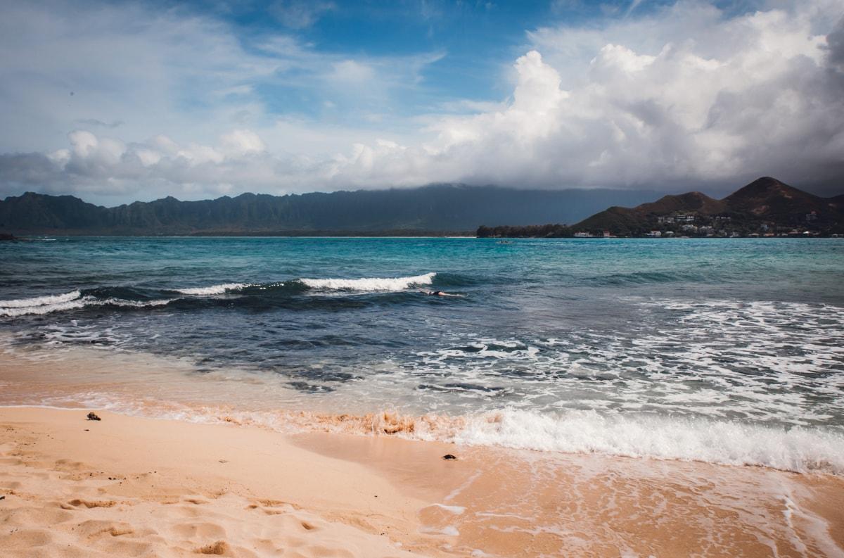 Mokoulua Islands Waves