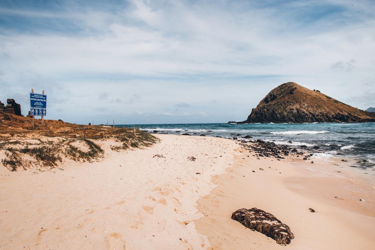 Mokulua Islands Hawaii