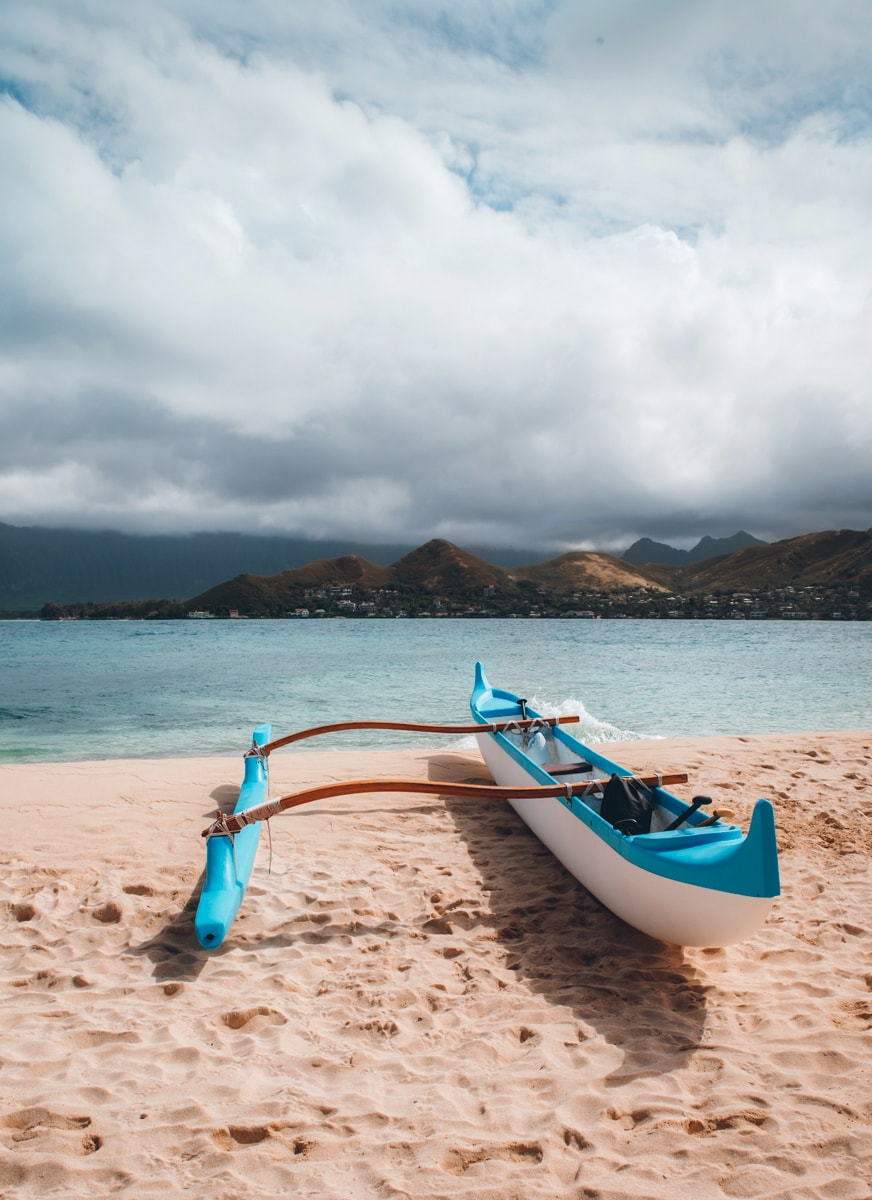 Moko Nui (the Mokes) Oahu