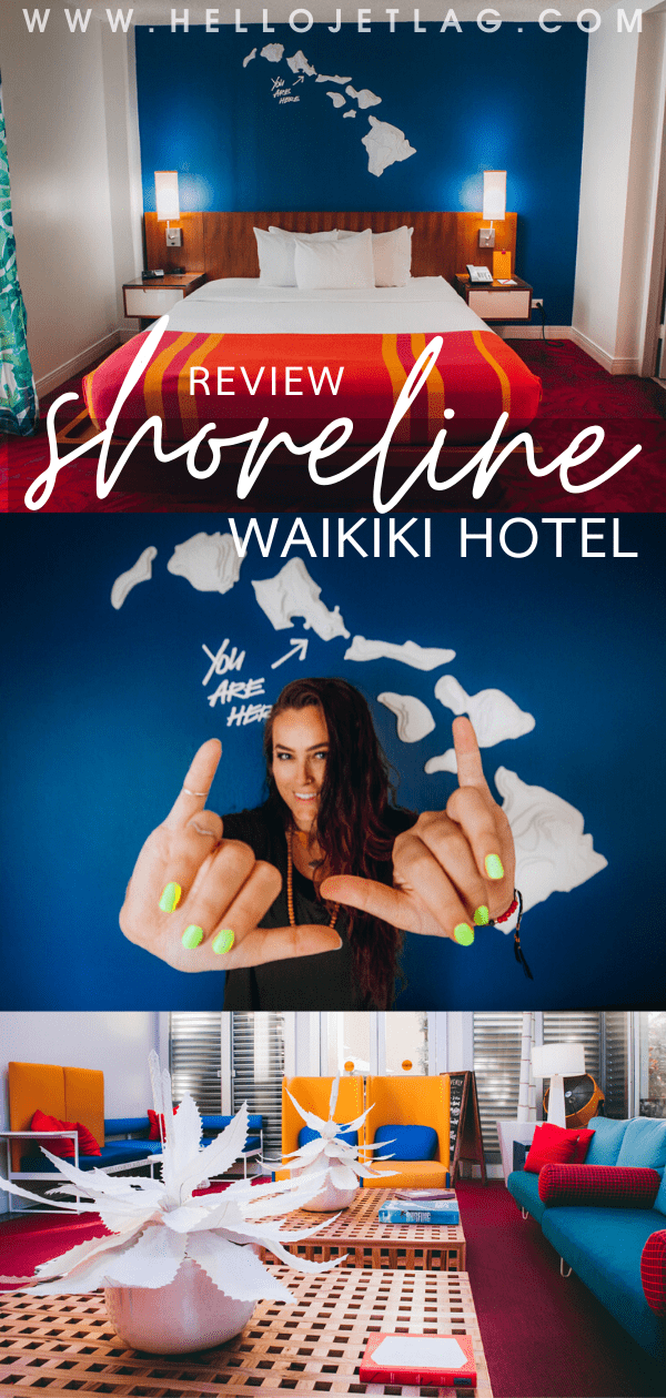 Shoreline Hotel Review Waikiki