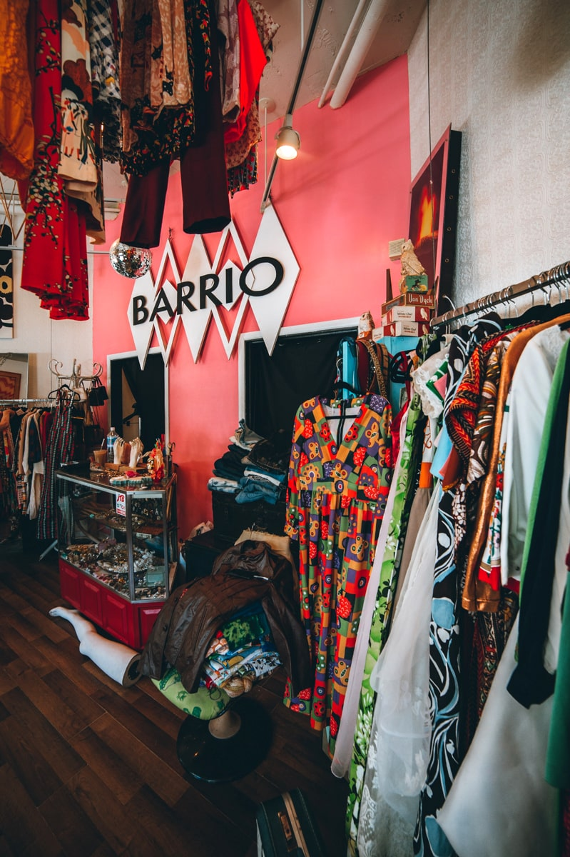 Barrio Vintage Chinatown Hawaii