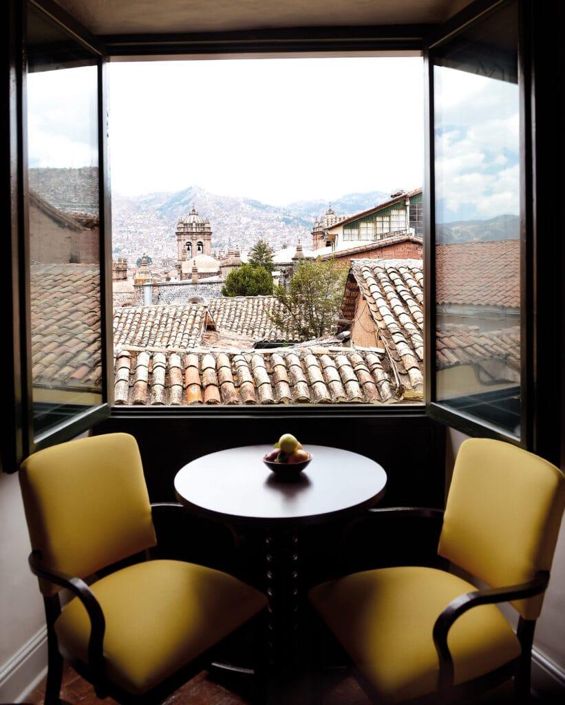 Hotel Monasterio Oxygen Enriched Hotel in Cusco
