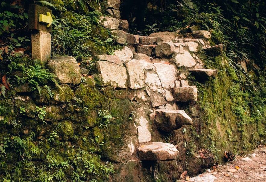 Aguas Calientes to Machu Picchu Hike