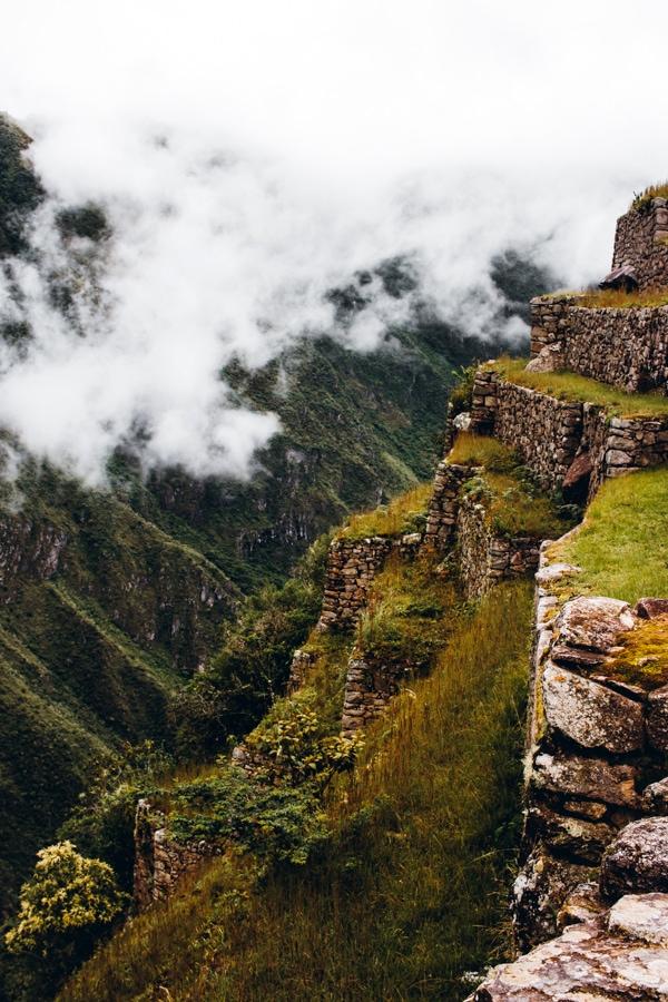 Machu Picchu Elevation