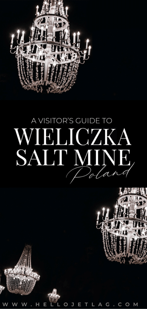 An in-depth visitor's guide to Wieliczka Salt Mine in Poland. Tips for visiting, how to get there, tickets & the famous salt cathedral & more