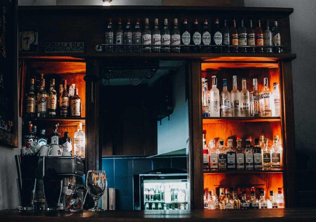 Wodka Vodka Bar, Krakow