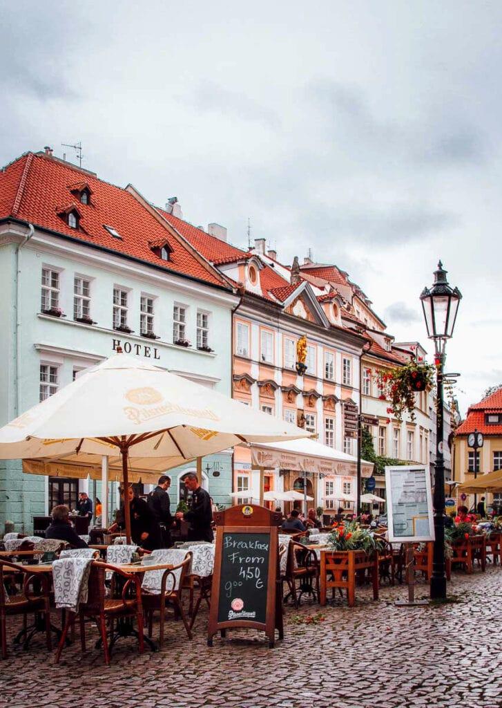 Prague Restaurant