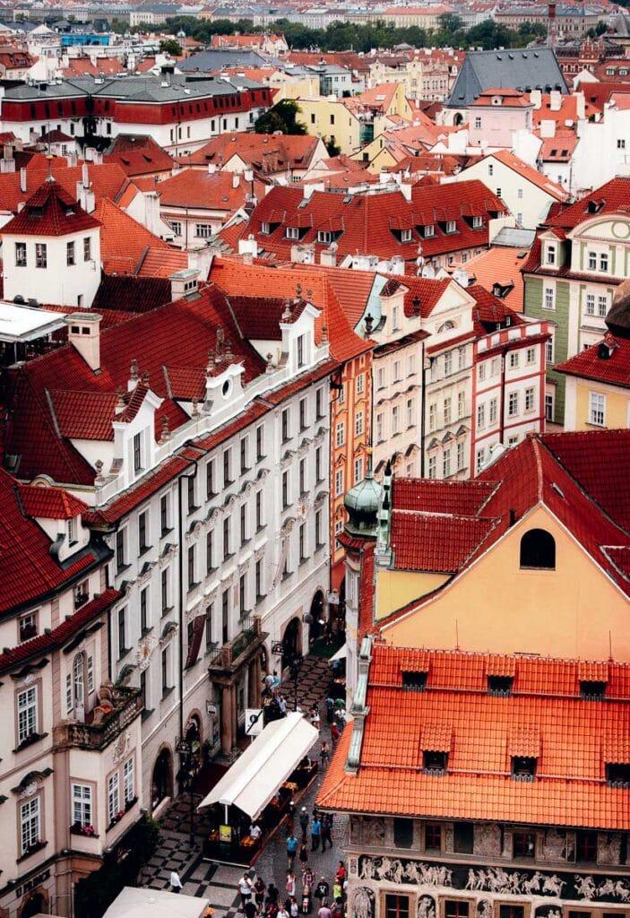 Prague Tips