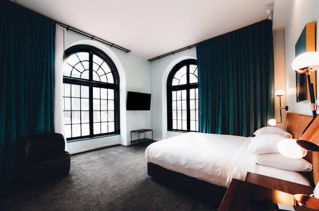 The Guild Boutique Hotel in San Diego, California