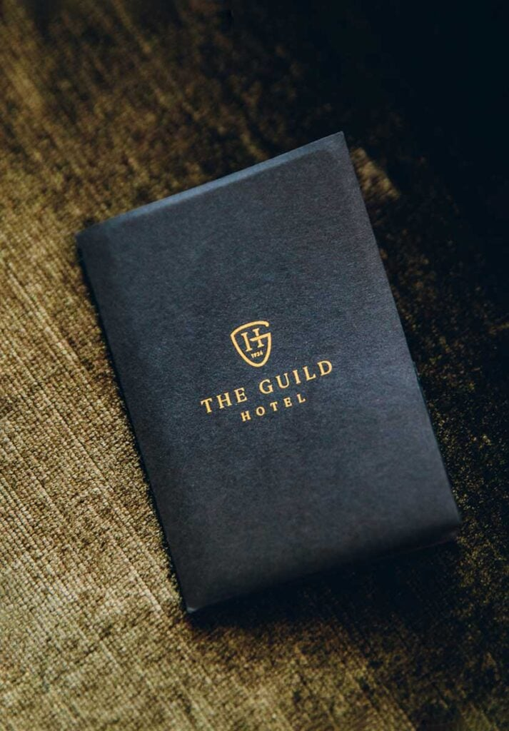 The Guild Hotel Key