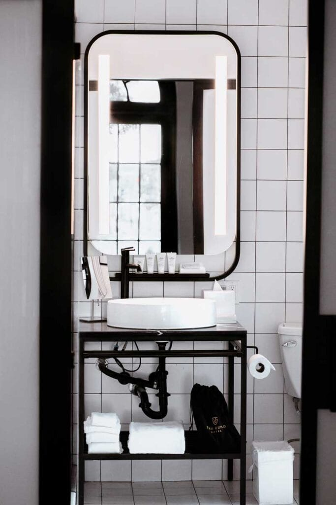 The Guild Bathroom