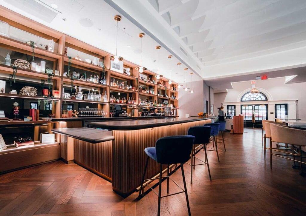 The Guild Hotel San Diego Bar