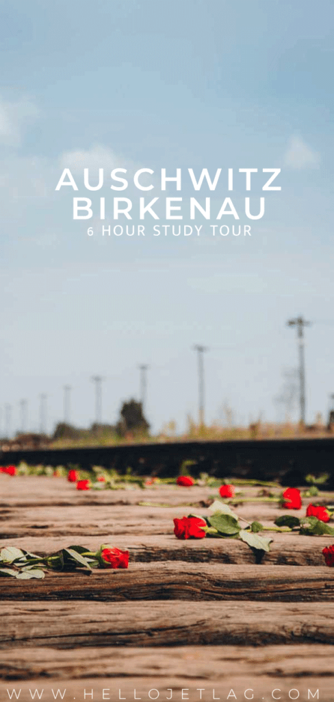 Everything you need to know before touring Auschwitz - Birkenau in Oswiecim, Poland. Discover how to get there from Krakow, what to expect on the 6 hour tour, tips for visiting, photos and more.